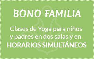 bono familiar clases de yoga en tenerife runachay
