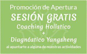 Sesion gratis coaching holistico tenerife
