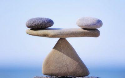 Como reducir el estrés nivelando la energía